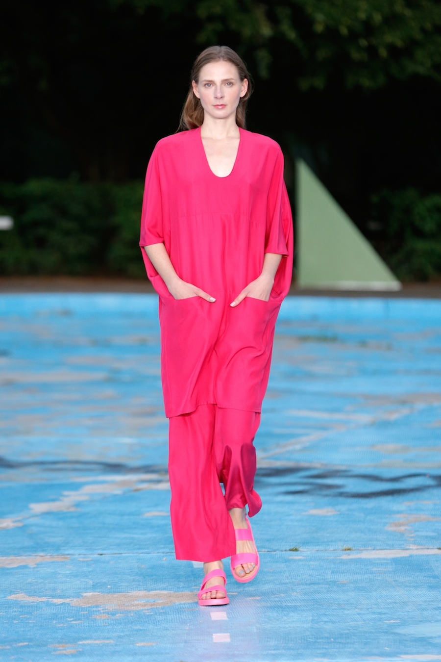 Perret Schaad Show - Mercedes-Benz Fashion Week Berlin Spring/Summer 2016